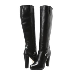 Michael Kors Tamara Tall Leather Boots